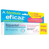 CREME CONTRA ASSADURA BEPANTOL BABY 120G