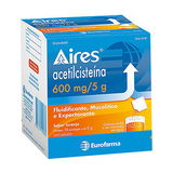 AIRES 600 MG 16 ENVELOPES