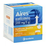AIRES 200 MG 16 ENVELOPES