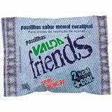 PASTILHAS VALDA FRIENDS 25G