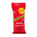 PRESERVATIVO BLOWTEX MORANGO LEVE 12 PAGUE 10