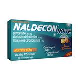 NALDECON NOITE 24 COMPRIMIDOS