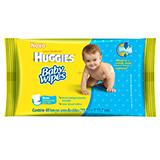 LENÇOS UMEDECIDOS HUGGIES BABY WIPES 48 UNIDADES