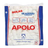 ALGODÃO APOLO BOLAS 100G