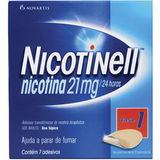 NICOTINELL 21 MG 7 ADESIVOS
