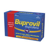 BUPROVIL 600 MG 30 COMPRIMIDOS