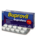 BUPROVIL 600 MG 20 COMPRIMDOS