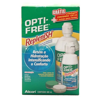 OPTI-FREE REPLENISH 300ML+120ML