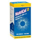NUTRICAL D 60 COMPRIMIDOS