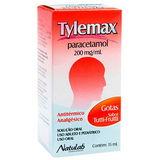 TYLEMAX GOTAS SABOR TUTTI-FRUTTI 200MG/ML 15ML