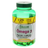 ÔMEGA 3 FISH OIL 1000 MG 50 CÁPSULAS