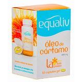 EQUALIV ÓLEO DE CÁRTAMO 60 CÁPSULAS