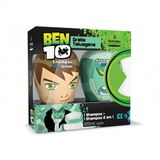 KIT BIOTROPIC BEN 10 ICE DIAMANTE SHAMPOO + SHAMPOO
