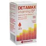 DETAMAX GOTAS 200UI/ML 15 ML GOTAS