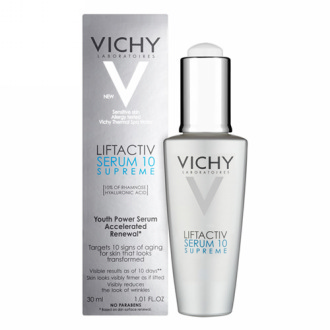 SÉRUM 10 SUPREME LIFTACTIV ANTIENVELHECIMENTO VICHY  30ML