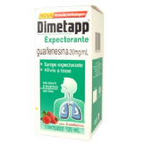 DIMETAPP EXPECTORANTE SABOR FRAMBOESA WYETH 120ML
