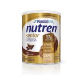 SUPLEMENTO ALIMENTAR NUTREN SENIOR SABOR CHOCOLATE 370G