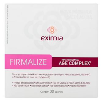 EXIMIA FIRMALIZE AGE COMPLEX FARMOQUÍMICA 30 SACHÊS