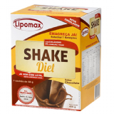 LIPOMAX SHAKE DIET SABOR CHOCOLATE 7 SACHÊS
