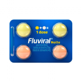 FLUVIRAL NOITE 4 COMPRIMIDOS