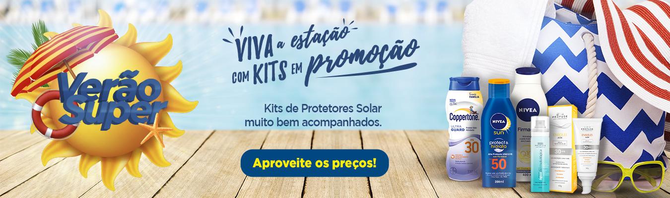 Verão - Kits Promocionais