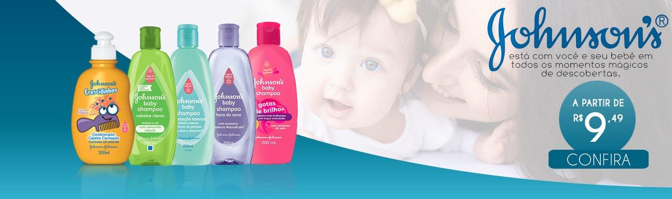 Linnha Shampoo Infantil Johnson