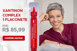 XANTINON COMPLEX 1 FLACONETE
