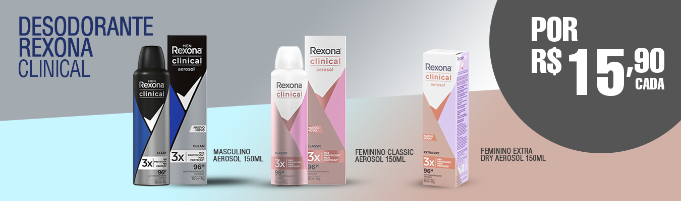 Rexona Clinical Aero