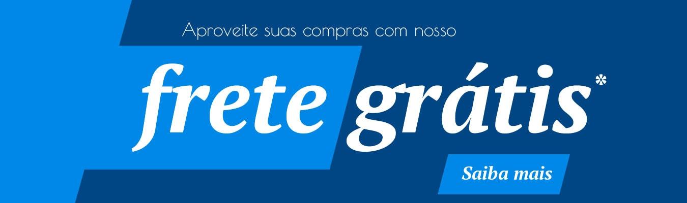 Frete Grátis para Estado de São Paulo no Drogão Su