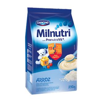 CEREAL INFANTIL MILNUTRI ARROZ 230G