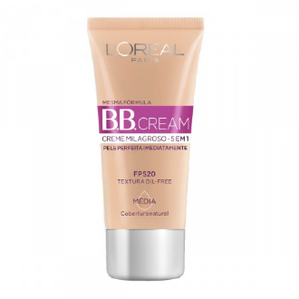 BB CREAM LORÉAL BASE MÉDIA 30ML