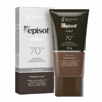 EPISOL COLOR PELE NEGRA FP70 40G