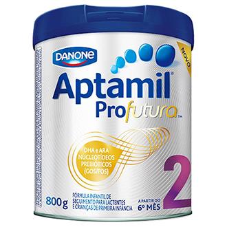 APTAMIL PROFUTURA 2 FÓRMULA INFANTIL LATA 800G