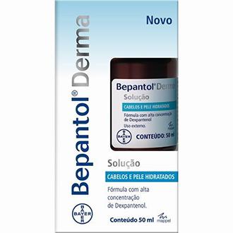 BEPANTOL DERMA HIDRATANTE LÍQUIDO 50ML