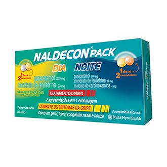 NALDECON PACK DIA/NOITE 24 COMPRIMIDOS