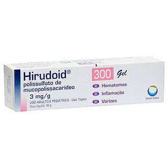 HIRUDOID 300MG GEL 40G