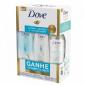 Kit Dove Shampoo 400ml+Condicionador 200ml Hidratação Intensa Ganhe Shampoo 75ml