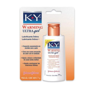 Ky warming ultra gel 71g