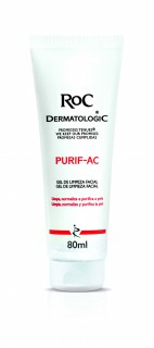 Purif-Ac gel limpeza facial 80g