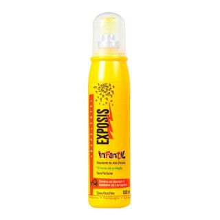 Repelente Exposis spray infantil 100ml