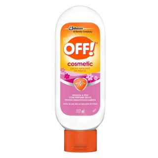 Repelente OFF! Cosmetic Loção 117ml
