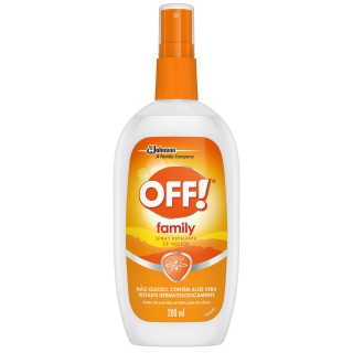 Repelente Off spray 200ml