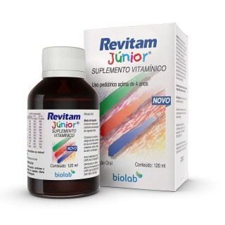 Revitam júnior 120ml