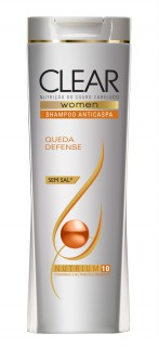 Shampoo Clear Queda Defense