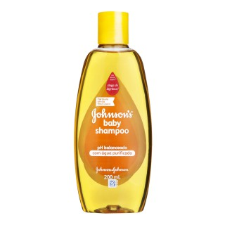 Shampoo Johnson & Johnson Baby Regular 200ml