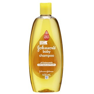 Shampoo Johnson & Johnson Baby Regular 400ml
