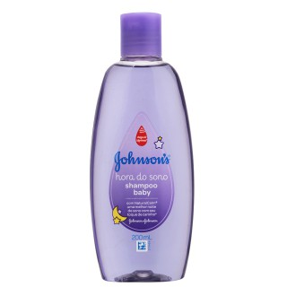 Shampoo Johnson & Johnson Baby Hora do sono 200ml
