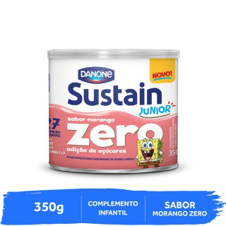 Sustain junior Morango 350g