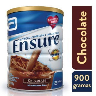 Suplemento Adulto Ensure Pó Sabor Chocolate 900g