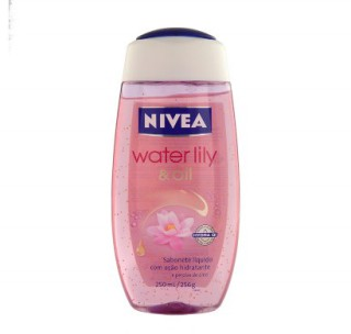 Sabonete Nivea Water lily Oil Gel 256g